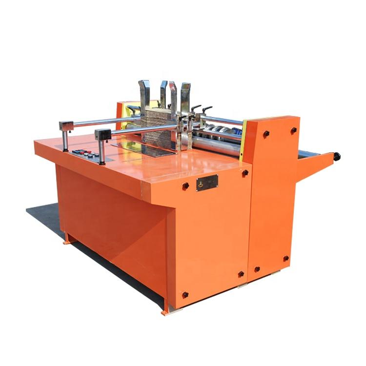 Partición montar/máquina de cartón corrugado de máquina ranuradora