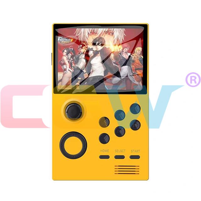 Más ergonómico jugar en casa Retro juego de Video consola jugador de 2330 Juegos de Mini portátil clásico juego de la consola