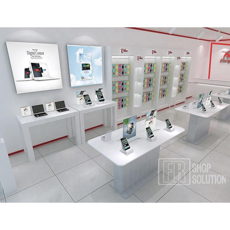 مصنع بيع حقيبة ضد الماء بلاستيكية للهاتف المحمول متجر الديكور تصميم الهاتف عرض الجداول معرضا
