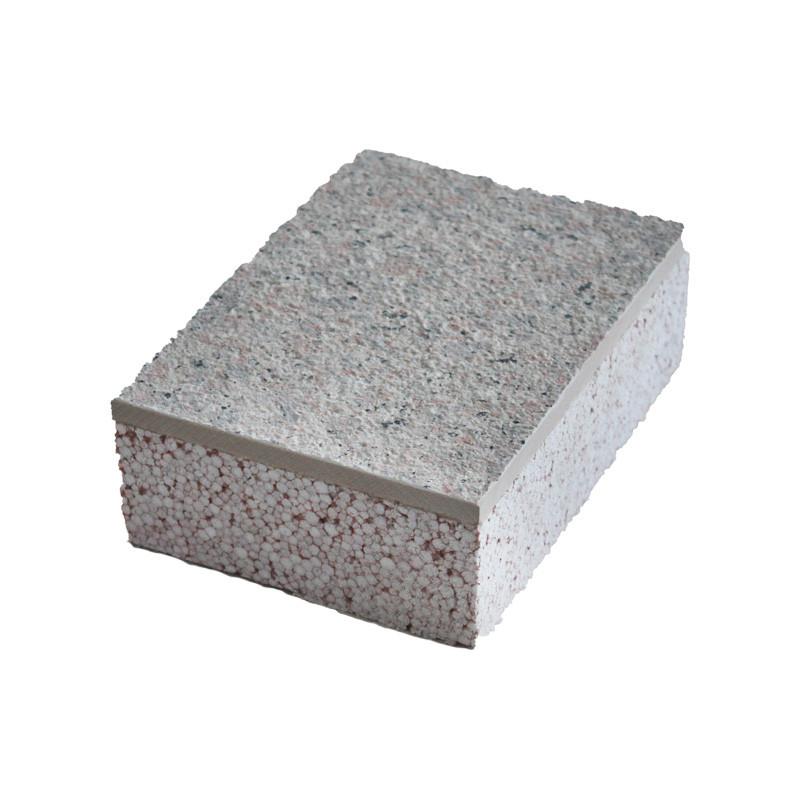 Строительные Декоративные материалы огнеупорная изоляция Внешняя облицовка PU стеновая панель