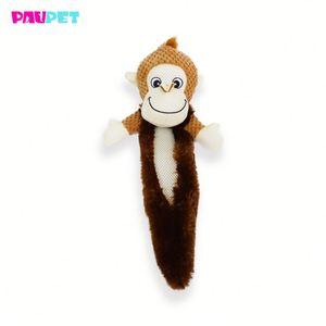 Melhores Vendedores Do Produto Amazon 2019 Cordeiro Recheado Cão Brinquedos Sibilantes Animal Natural Macio Pássaro Brinquedo Do Cão de Pelúcia