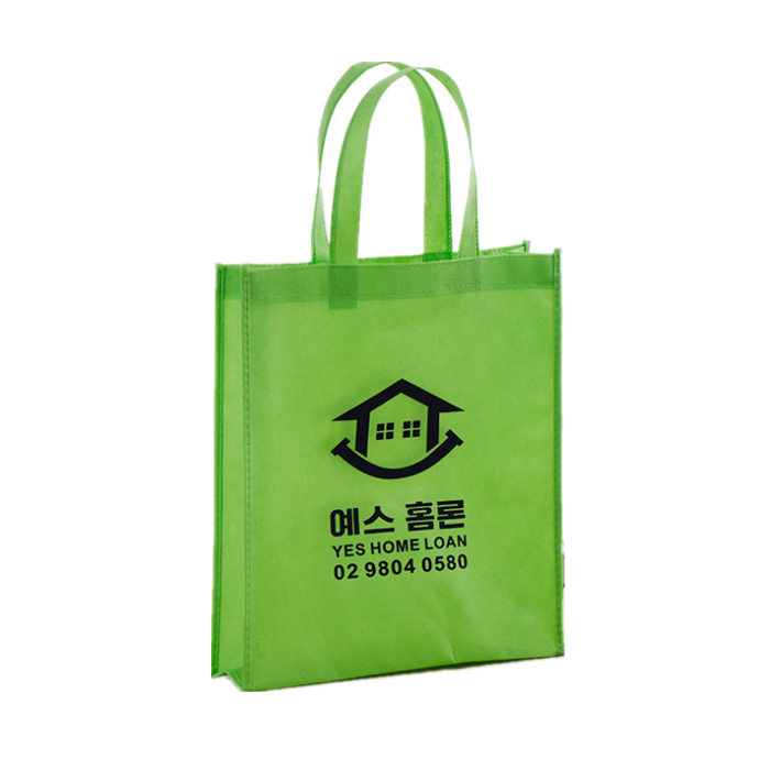 Fábrica de envases personalizados,oasis Ecological reutilizable en bolsas sin hilar