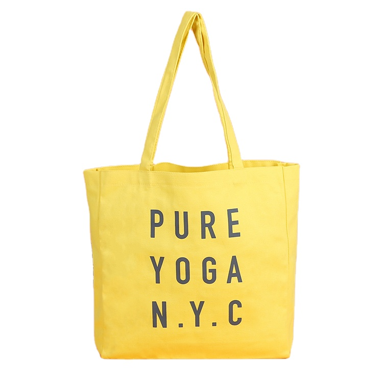 Low price guaranteed quality fast delivery canvas shoulder bag, cotton canvas tote shopping bag