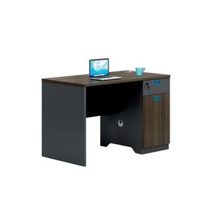 Venta al por mayor tamaño estándar muebles de oficina especificación 1,2 m sola persona Escritorio