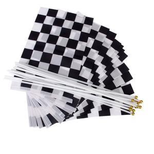 Textil Großhandel Hohe Qualität Hand Flagge/Hand Waving Flag/Hand Flagge Für Auto Rennen