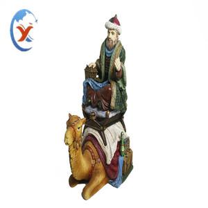 Persan chameau résine statue figurine en résine décor à la maison