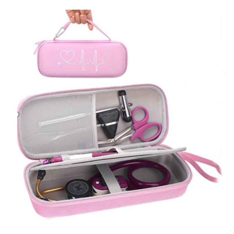 Maya tıbbi hediye kutusu stetoskop setleri oksimetre/gazlı bez kesme/çekiç