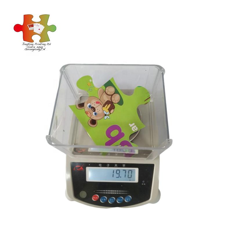 Commercio all'ingrosso di prezzi bassi di alta qualità ABC personalizzato puzzle giocattoli per i bambini educativi