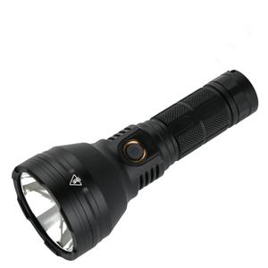 Nuevo proyector brillante impermeable recargable 26650 luz fuerte tiro largo de caza al aire libre linterna