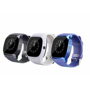 Smartwatch com cartão de cuidar de sua saúde smartwatch pedômetro esporte relógio inteligente