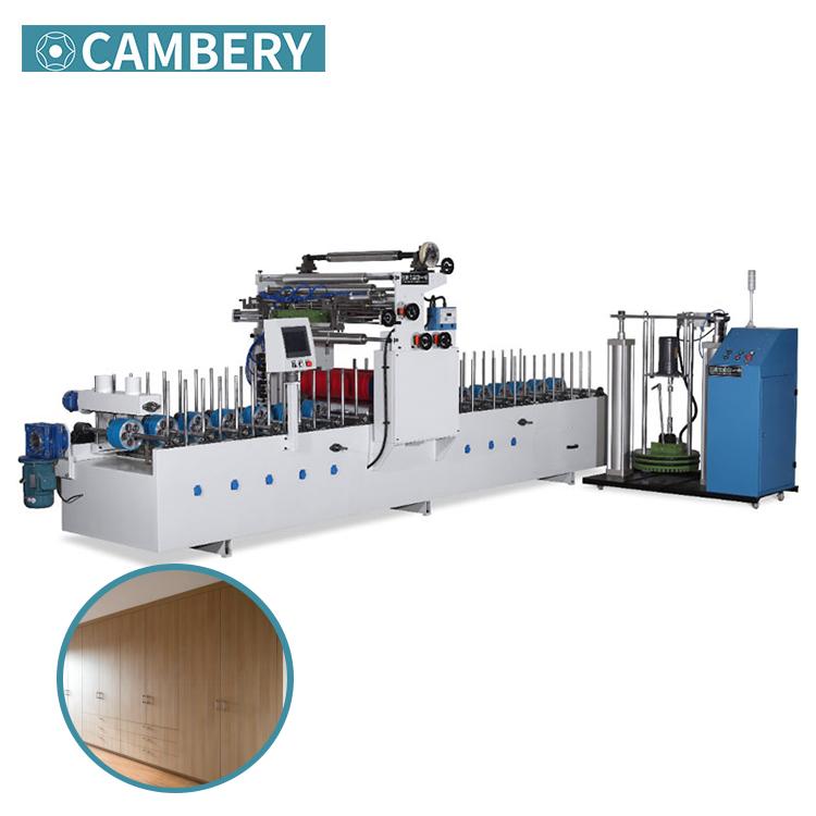 بور هوتتذوب الغراء يمول ماكينة تغليف لحجم الورق طبقة الكلوريد متعدد الفينيل صمغ البولي يوريثين الملف الشخصي