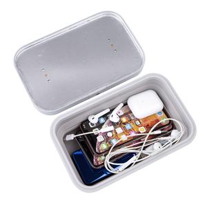 Семья/офисный/подарки УФ смартфон дезинфекционный комплект стерилизатор для сотового телефона коробка