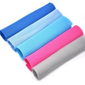 Textiles chinos espaciador de malla de aire 10% Nylon 90% tela de poliéster para zapatos o colchón frontera