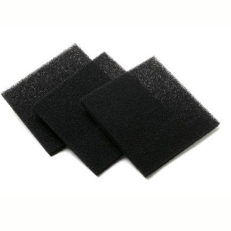 Haute qualité fumer instrument éponge coton filtre à charbon actif fumer éponge