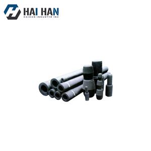 中国工場価格焼成針コークス HP グレード黒鉛電極