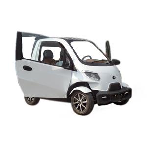 2019 EEC الساخن بيع جديد الطاقة الكهربائية البسيطة أربعة عجلة سيارة مع انخفاض الأسعار