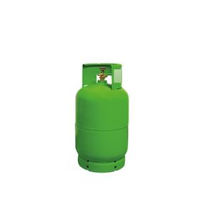 Fabrik Direkt Verkauf 12kg Ce grüne flasche Nachfüllbare Zylinder R134A R404A Kältemittel Gas