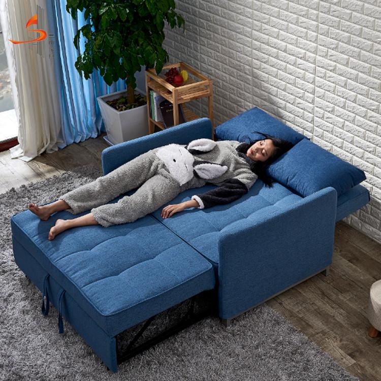 Heißer verkauf amerikanischen stil OEM/ODM hotel holz schnitts sofa cum bett mit lagerung