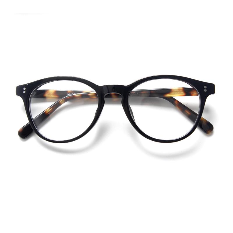 Tùy chỉnh điên bán 2019 new acetate phụ nữ trẻ em kính mắt thời trang khung cảnh tượng