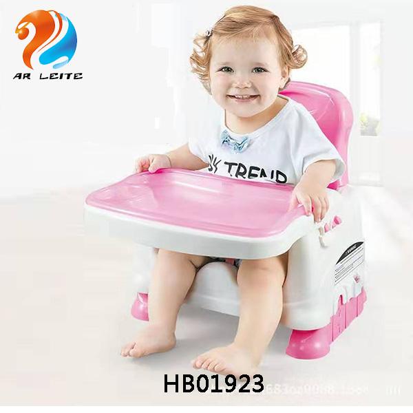2020 çok fonksiyonlu 2 in 1 çocuk mama sandalyesi taşınabilir katlanır bebek yemek sandalyesi