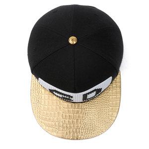 Logotipo personalizado rvca no snapback 52cm sombrero