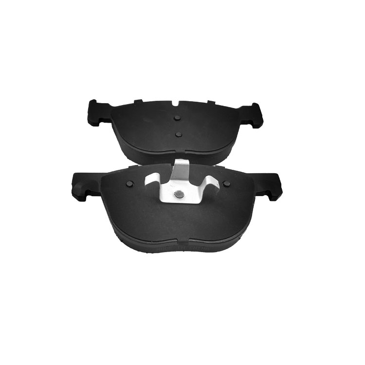 Car brake pads D1294 according to OEM standards