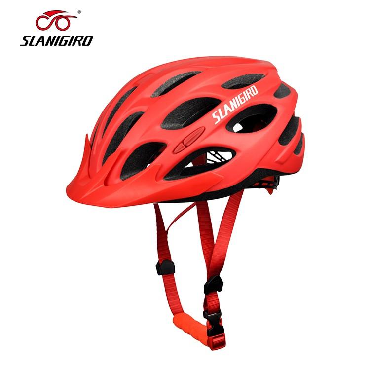 Slanigiro amazon Dupla Certificado CE <span class=keywords><strong>CPSC</strong></span> Leve <span class=keywords><strong>capacete</strong></span> <span class=keywords><strong>da</strong></span> <span class=keywords><strong>bicicleta</strong></span> capacetes mtb