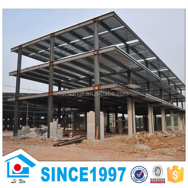 pre ingegneria <span class=keywords><strong>struttura</strong></span> in acciaio edificio a due piani