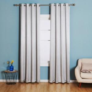 100% poliéster último lujo Jacquard ventana cortina diseños de moda apagón