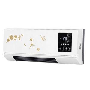 O Projeto o Mais Novo Aquecedor Elétrico de Parede condicionador De Ar Do Ventilador de Ar Quente Para O Inverno Frio Intenso