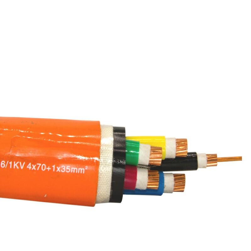 Isolante IN PVC Flessibile inorganico isolante fuoco cavo