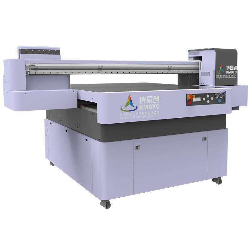 Mejor venta de paquete de impresión roland impresora de cama plana