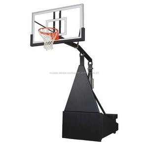 Горячая продажа Spalding регулируемый портативный баскетбольный обруч