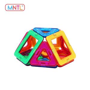 신제품 교육 학습 완구 성인용 자석 빌딩 타일 장난감