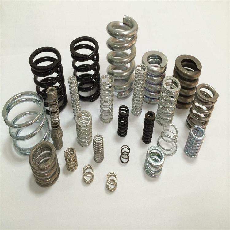 protección del medio ambiente de Metal de compresión de acero de primavera en una mayor durabilidad