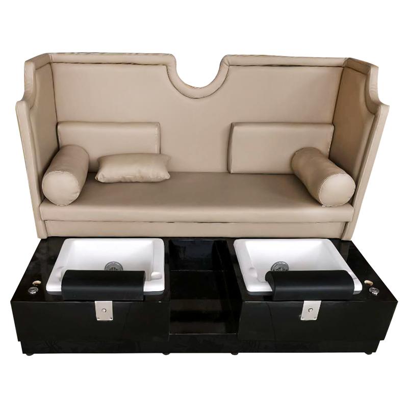 Pediküre stuhl mit UV lichter spa stuhl nagel salon möbel