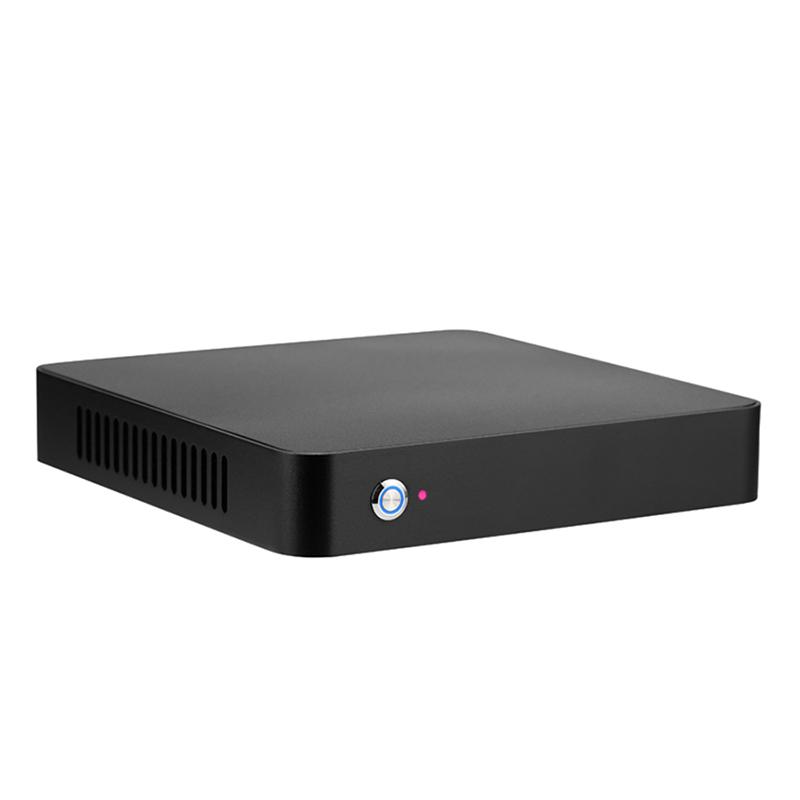 Mini ITX Phương Tiện Truyền Thông Máy Tính PC Máy Tính Nhà Sản Xuất Pfsense Tường Lửa Linux Wifi Barebone Với Wi-Fi