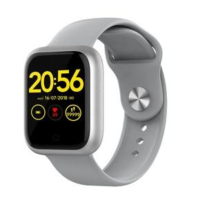 カスタムスマートウォッチメーカー血圧心拍数モニター IP68 防水スポーツスマートウォッチ ios iphone