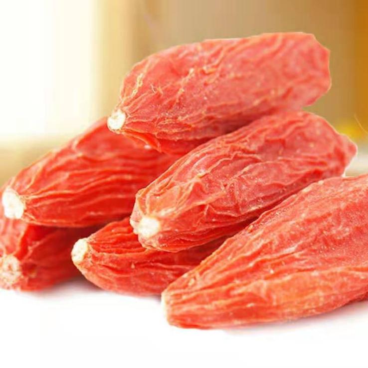 Al por mayor de alta calidad de Ningxia bayas de Goji orgánicos al por mayor bayas de Goji orgánico