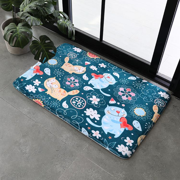 (CHAKME) Eco-friendly a buon mercato hotel di protezione assorbente tappetino da bagno