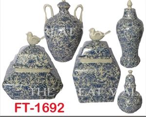 Üretici fiyat Modern ev dekor antika çiçek vazolar zemin seramik vazo