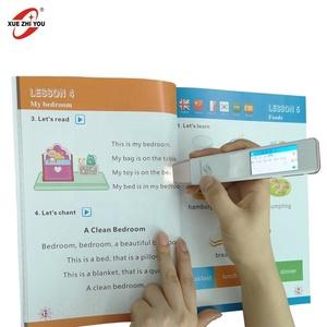 OCR Scanner Portable Matériel Différent Balayage Stylo Traducteur MP3 Jouer