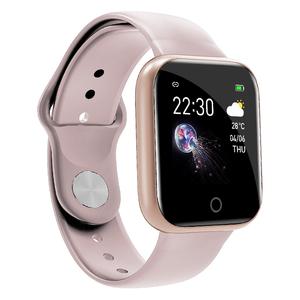 Смарт-часы-телефон с сенсорным экраном Поддержка монитор наблюдения за сном и сигнал тревоги
