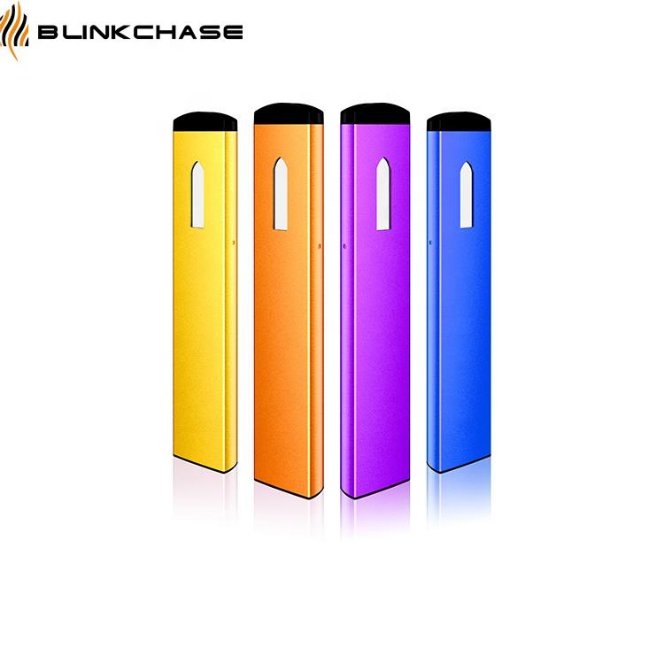 Shenzhen Fabrika Yeni CBD Tasarım Başlangıç 280aMh E-sigara CBD 1ml Yağ Tek Kullanımlık E-sigara kalem tipi elektronik sigara