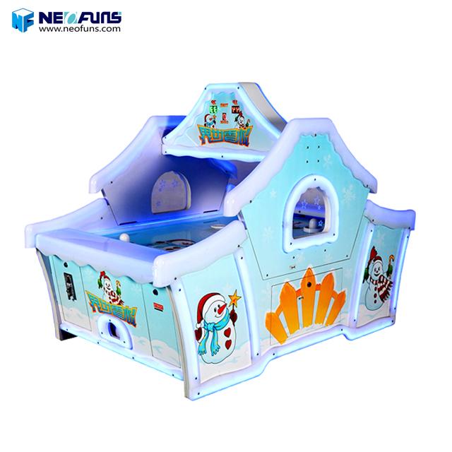 Neofuns تسلية Neo وصول الجليد الهواء هوكي للأطفال و عائلاتهم الرياضة الفداء <span class=keywords><strong>لعبة</strong></span> آلة