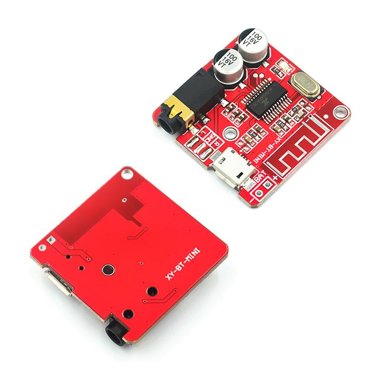 Bluetooth scheda <span class=keywords><strong>di</strong></span> <span class=keywords><strong>decodifica</strong></span> <span class=keywords><strong>MP3</strong></span> lossless amplificatore altoparlante per auto modificato Bluetooth 4.1/5.0 circuito VHM-314