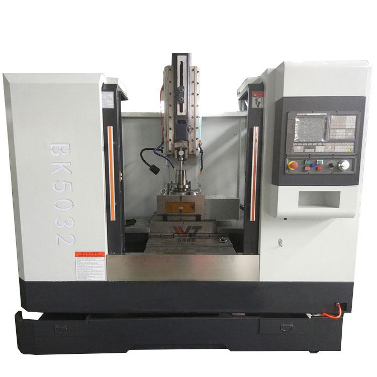 Venta caliente automática del cnc máquina de ranurar BK5032 ranuradora hidráulica