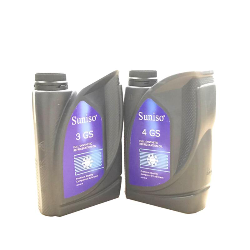 Heißer Verkauf in Hong <span class=keywords><strong>Kong</strong></span>, China Die schwarz flasche verpackung Suniso Schmiermittel 3GS Distributor