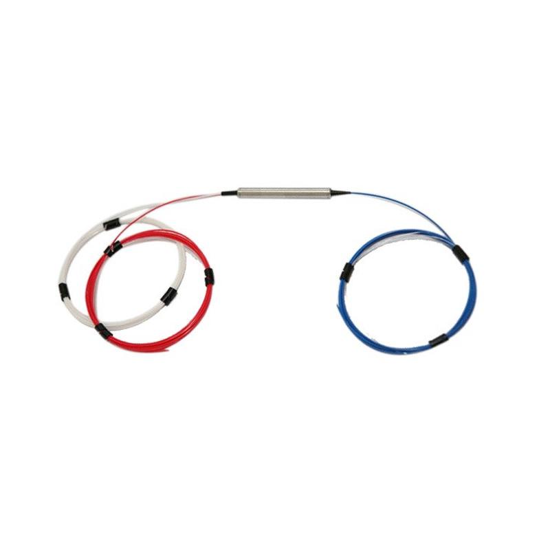 Usource Polarization 구분하지 Fiber Optic 장비 1525-1565nm (C + L Band) 3 Port Fiber Optic 순환 장치 와 FC PC 커넥터