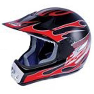 Venda quente moda clássico completa rosto capacete de ciclismo motocicleta